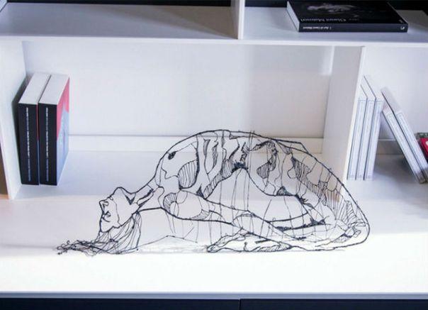 LIX 3D Print Pen Sketch